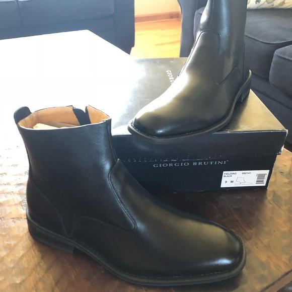 Giorgio Brutini Men s Fielding 9 M dress boots bb9c4f87c05